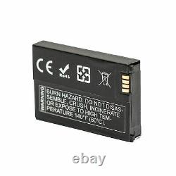 10Pack Event Organizer Portable Rechargeable Battery for Motorola 56557 CLS1410