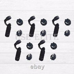 5x PMLN4646E Replacement Housing for MOTOROLA XPR6550 with Speaker Handheld