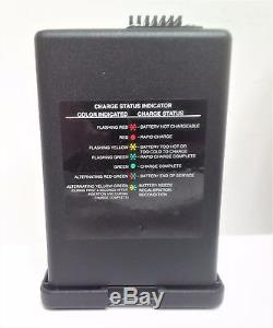 MOTOROLA NNTN7618 IMPRES Vehicular Charger HeavyDuty 12V HT1250 HT750 +No Cable+