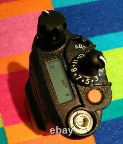 Motorola APX8000 VHF UHF 7/800 ADP AES DES FPP (Black) Tuned and Checked