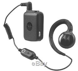 Motorola CLP1060 Two Way Radio Walkie Talkie with BLUETOOTH Headset Included