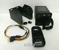 Motorola NNTN7624 APX 6000/7000/8000 Vehicle IMPRES Charger NNTN7619