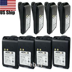 Motorola Ni-MH Rechargeable Battery for Mag One BPR40 A8 PMNN4071 Radio X8