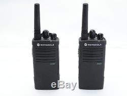 Motorola RDX RDU2020 Two Way Radio Business Walkie Talkie Portable Handheld UHF