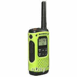 Motorola Talkabout T600 H2o Two-way Radio 22 X Gmrs/frs, Uhf 184800 Ft