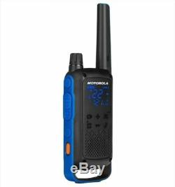 Motorola Talkabout T800 Walkie Talkie Set 35 Mile Two Way Bluetooth App Connect