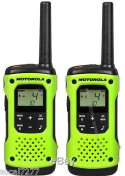 Motorola Talkabout Walkie Talkie S Walky Talky 2 Two Way Radios FRS GMRS T600 2