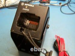 Motorola Vehicle Charger RLN5233 HT1250 HT750 MTX8250 PR860 EX600XLS Tested