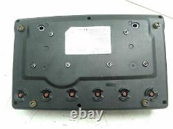 Motorola WPLN4211A Impres 6 Bank Battery Charger Power Tested