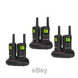 Motorola Walkie Talkie TLKR T60 6 Six Pack Licence Free Radio Communications