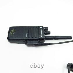 Motorola XPR3300E Two Way Radio Walkie Talkie with Mic & Charger