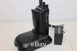 Motorola XPR3300e Walkie Talkie Two Way Radio with Charger (25365)B