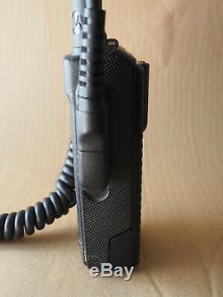 Motorola XPR 3500 UHF walkie-talkie two way radio with charger/battery/antenna