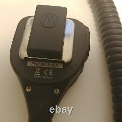 Motorola XPR 6550 UHF AAH55QDH9LA1AN with Battery, Antenna, MIC & Impress Charger