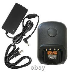 Multi-Unit WPLN4232 Battery Charger for Motorola XPR6550 XPR6350 XPR7550 Radio