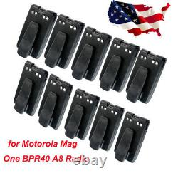 Ni-MH Battery 1500mAh for Motorola Mag One BPR40 A8 PMNN4071 Two Way Radio X10