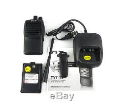 TOP TYT Walkie Talkie UHF400-470MHz 16CH Portable Two-Way Radio Communication T3