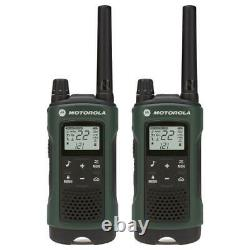Talkabout T465 FRS/GMRS 2-Way Radios with 35 Mile Range and NOAA Notificati